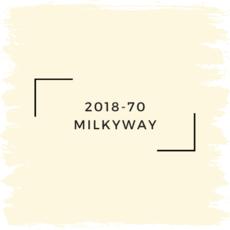 Benjamin Moore 2018-70 Milkyway