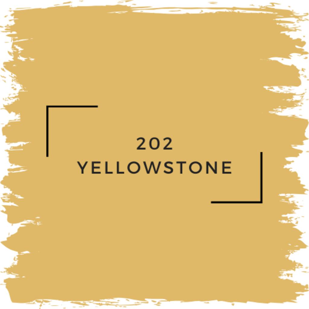 Benjamin Moore 202 Yellowstone