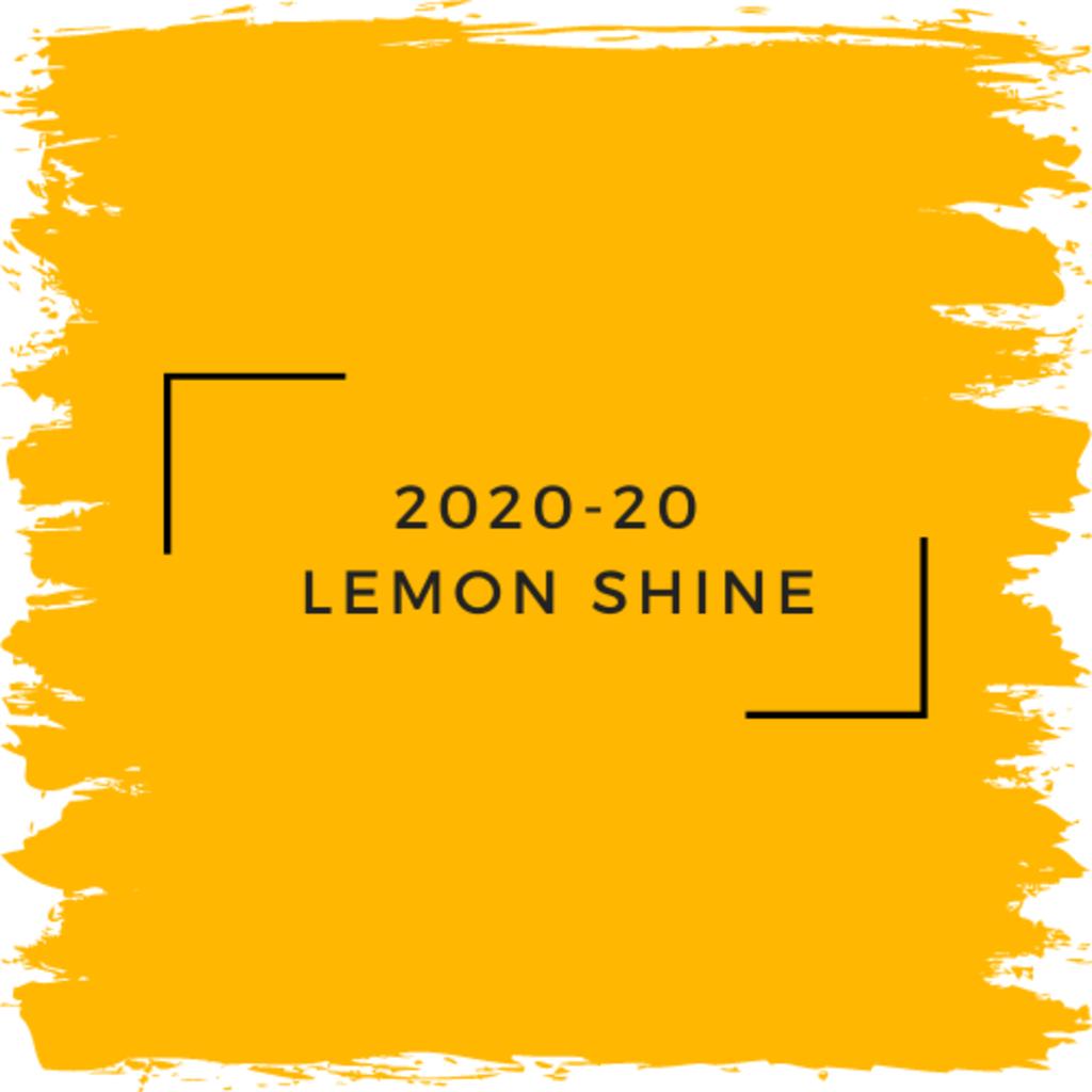 Benjamin Moore 2020-20  Lemon Shine