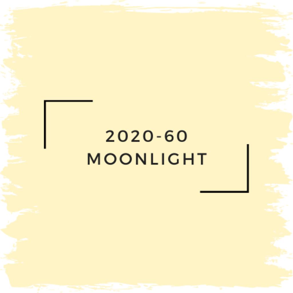 Benjamin Moore 2020-60 Moonlight