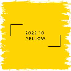 Benjamin Moore 2022-10  Yellow