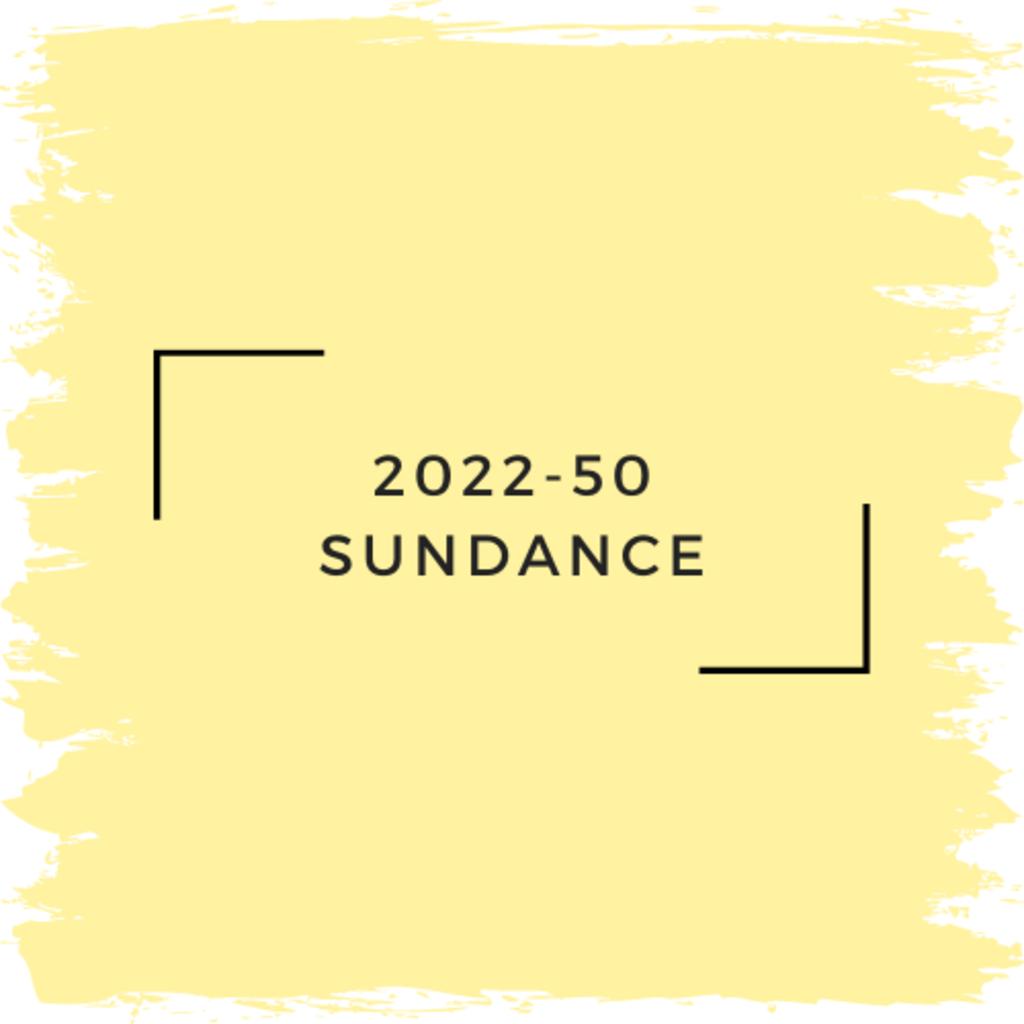 Benjamin Moore 2022-50 Sundance