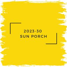 Benjamin Moore 2023-30  Sun Porch