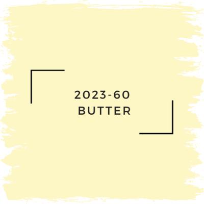 Benjamin Moore 2023-60  Butter
