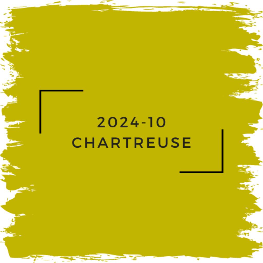 Benjamin Moore 2024-10 Chartreuse