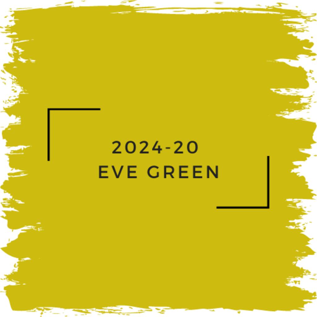 Benjamin Moore 2024-20  Eve Green