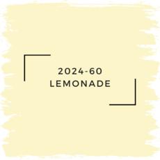 Benjamin Moore 2024-60 Lemonade