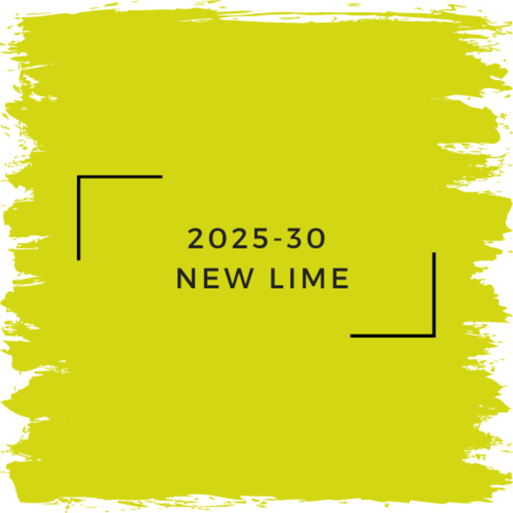 Benjamin Moore 2025-30  New Lime