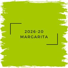 Benjamin Moore 2026-20 Margarita