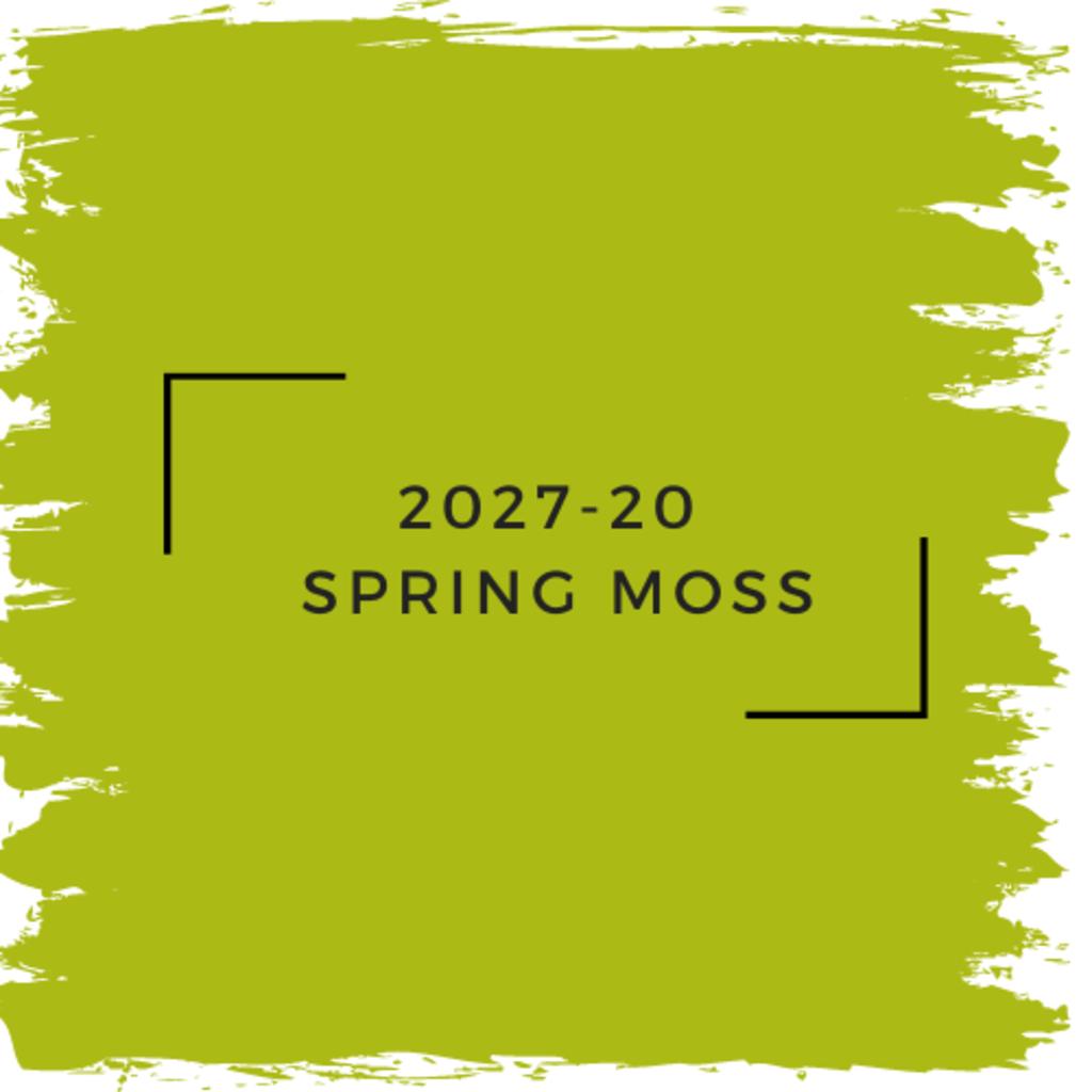 Benjamin Moore 2027-20  Spring Moss