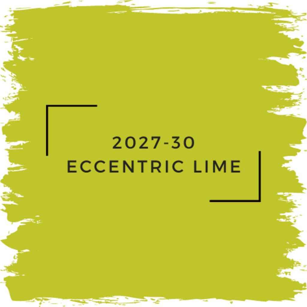 Benjamin Moore 2027-30 Eccentric Lime