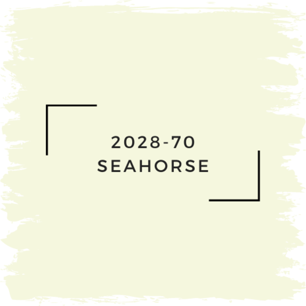 Benjamin Moore 2028-70 Seahorse