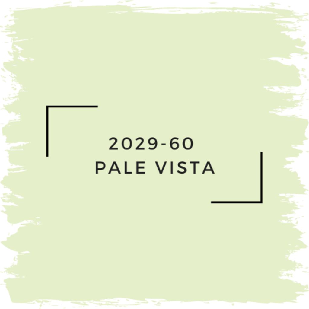 Benjamin Moore 2029-60  Pale Vista