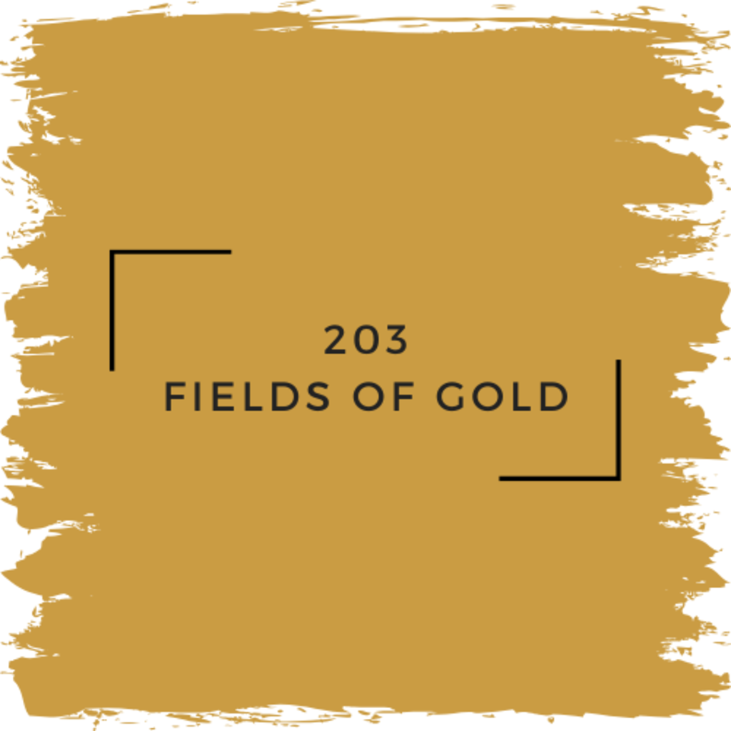 Benjamin Moore 203 Fields Of Gold