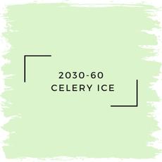 Benjamin Moore 2030-60  Celery Ice