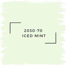 Benjamin Moore 2030-70  Iced Mint