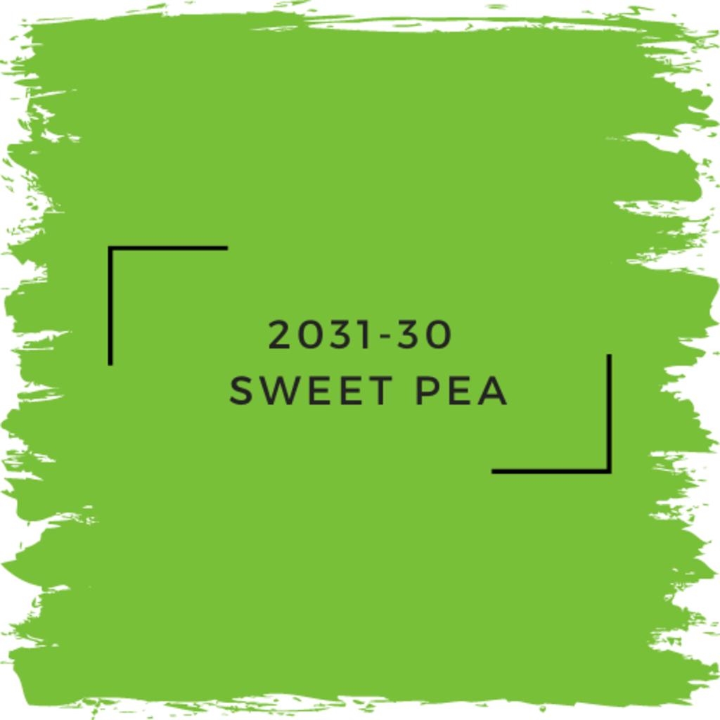 Benjamin Moore 2031-30  Sweet Pea