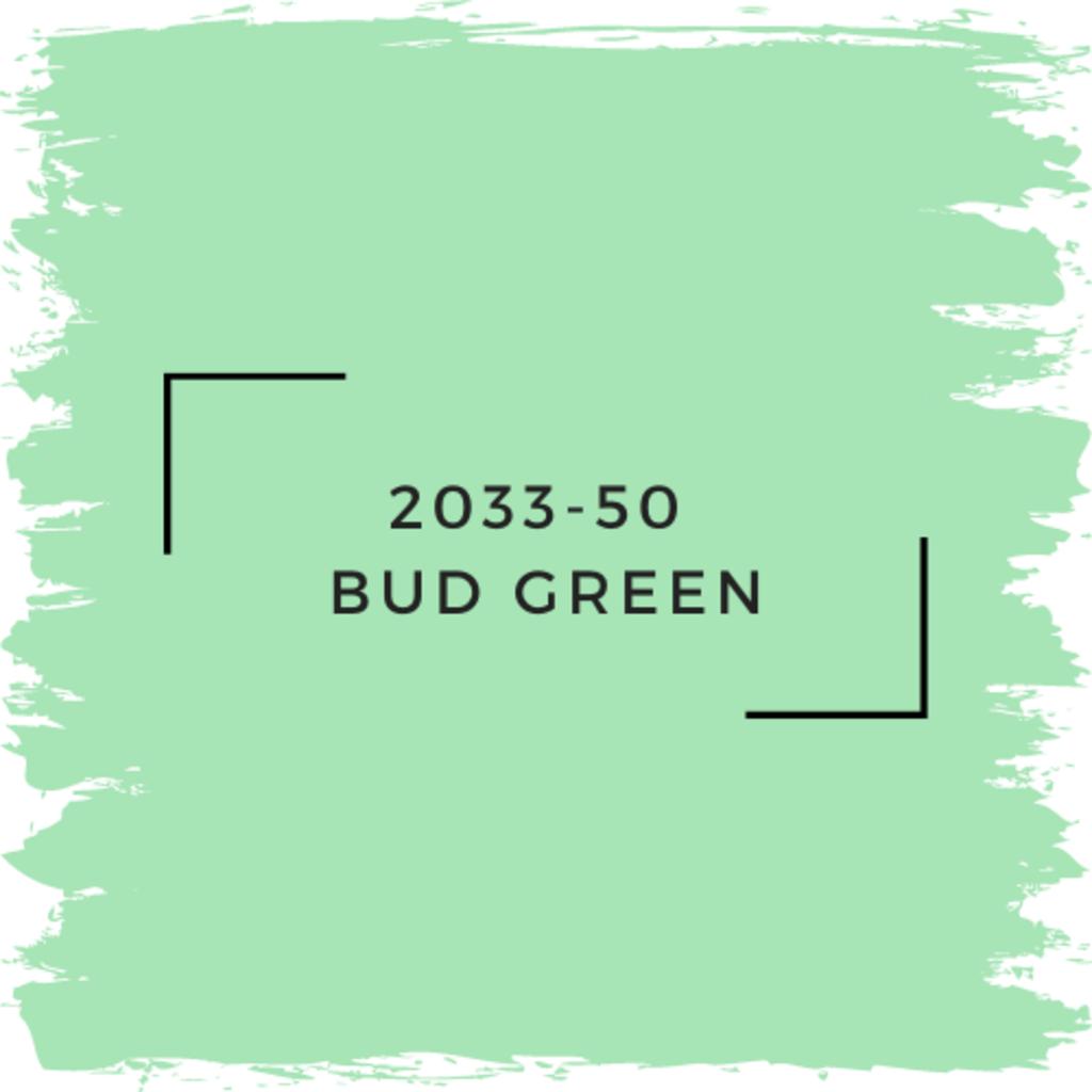 Benjamin Moore 2033-50  Bud Green