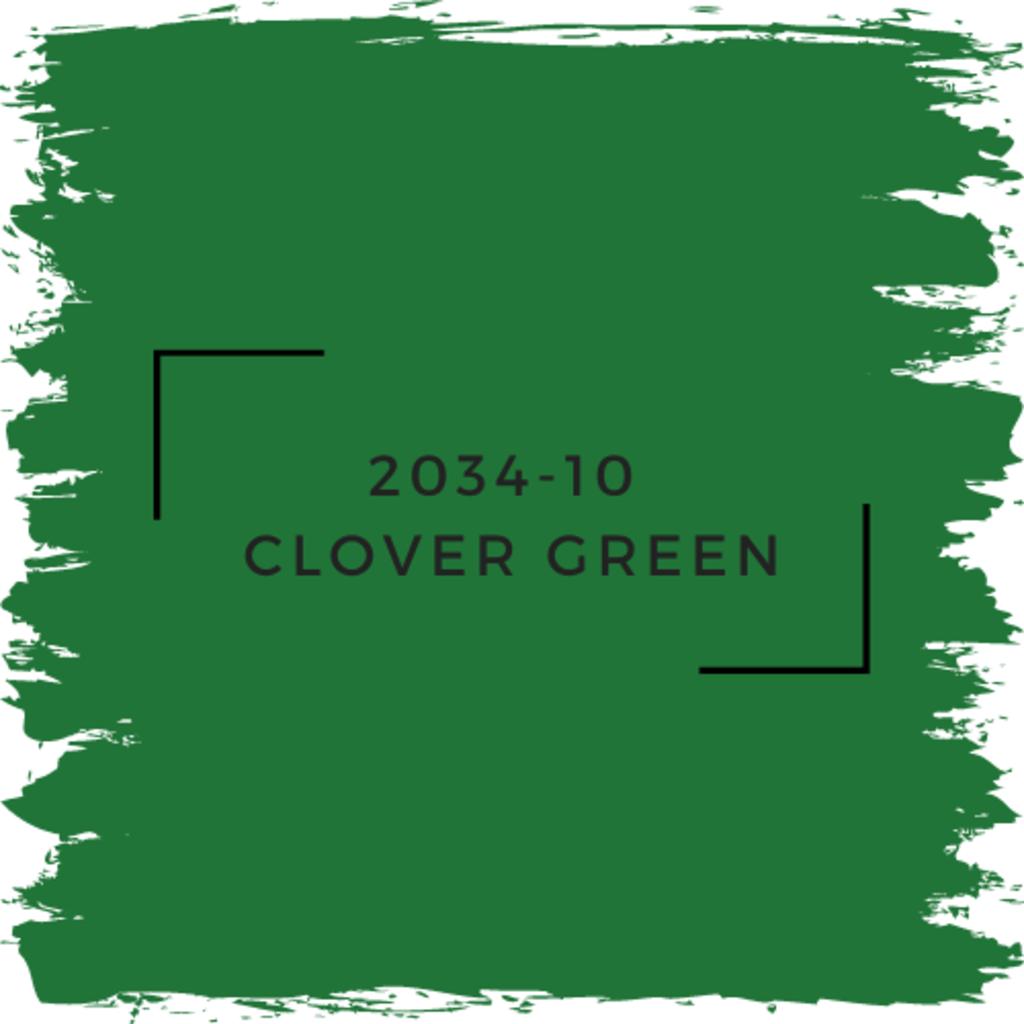 Benjamin Moore 2034-10  Clover Green