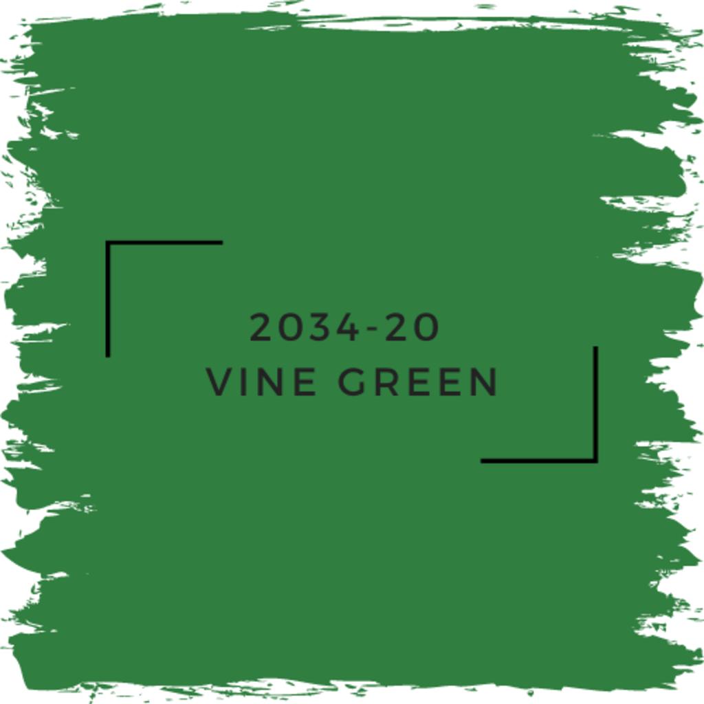 Benjamin Moore 2034-20  Vine Green