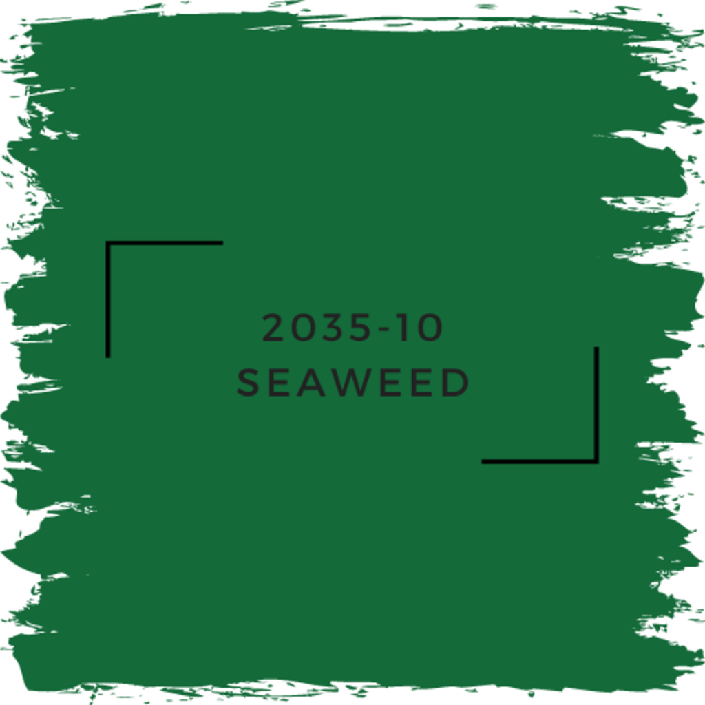 Benjamin Moore 2035-10 Seaweed