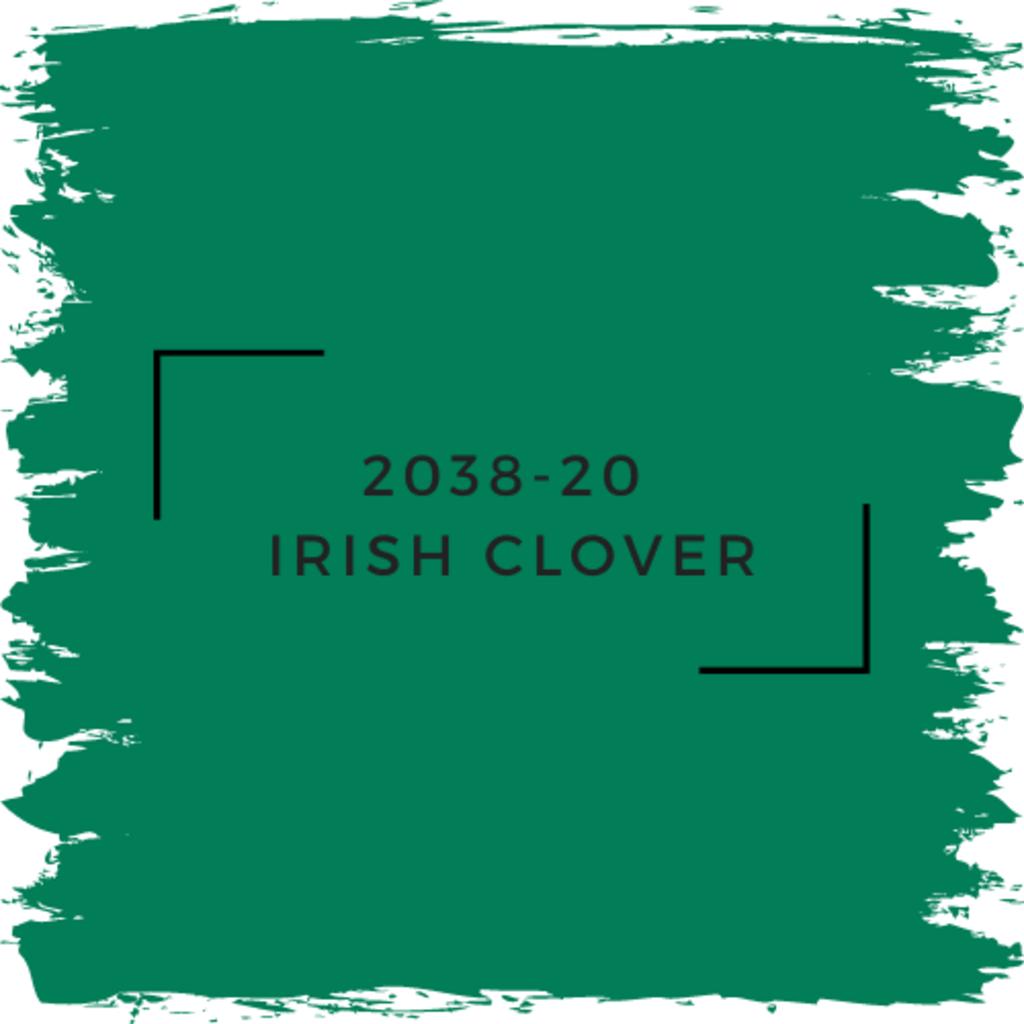 Benjamin Moore 2038-20  Irish Clover