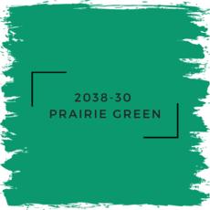 Benjamin Moore 2038-30  Prairie Green