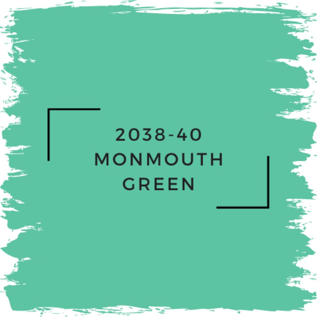 Benjamin Moore 2038-40 Monmouth Green