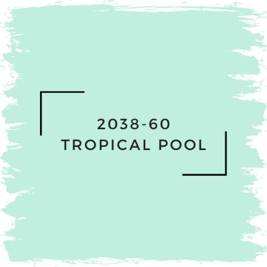 Benjamin Moore 2038-60 Tropical Pool