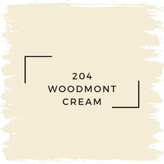 Benjamin Moore 204 Woodmont Cream
