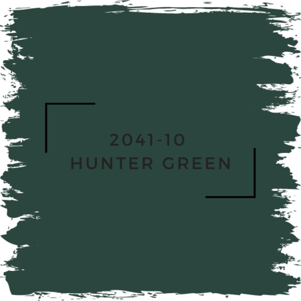 Benjamin Moore 2041-10  Hunter Green