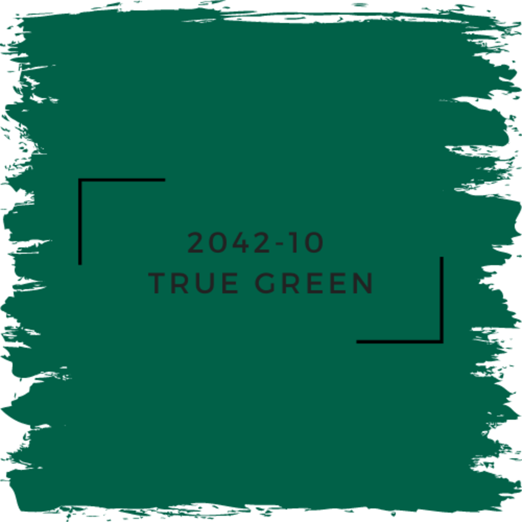 Benjamin Moore 2042-10  True Green