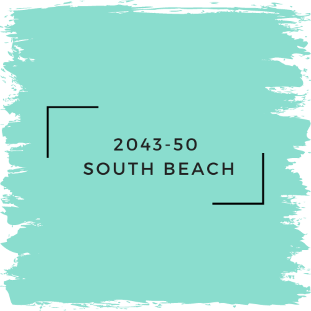 Benjamin Moore 2043-50  South Beach