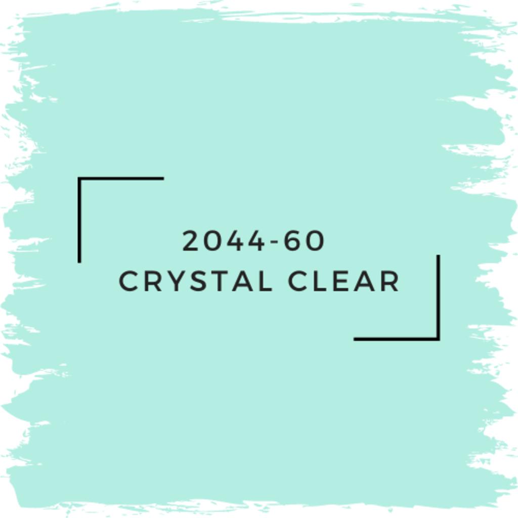 Benjamin Moore 2044-60  Crystal Clear