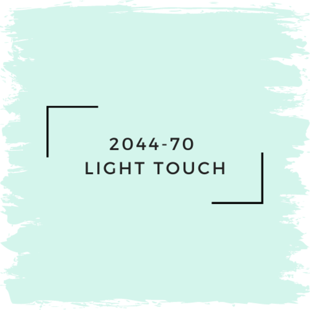 Benjamin Moore 2044-70  Light Touch