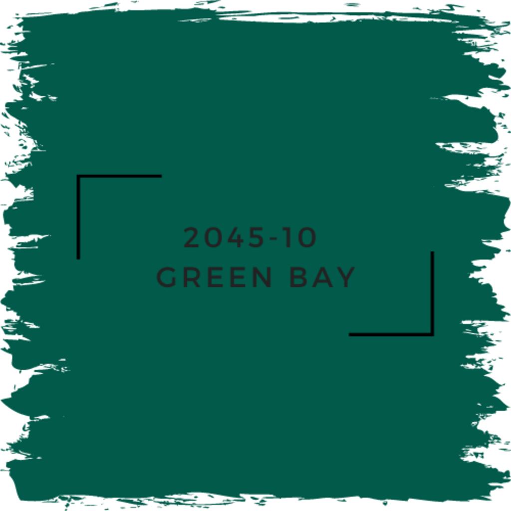 Benjamin Moore 2045-10  Green Bay