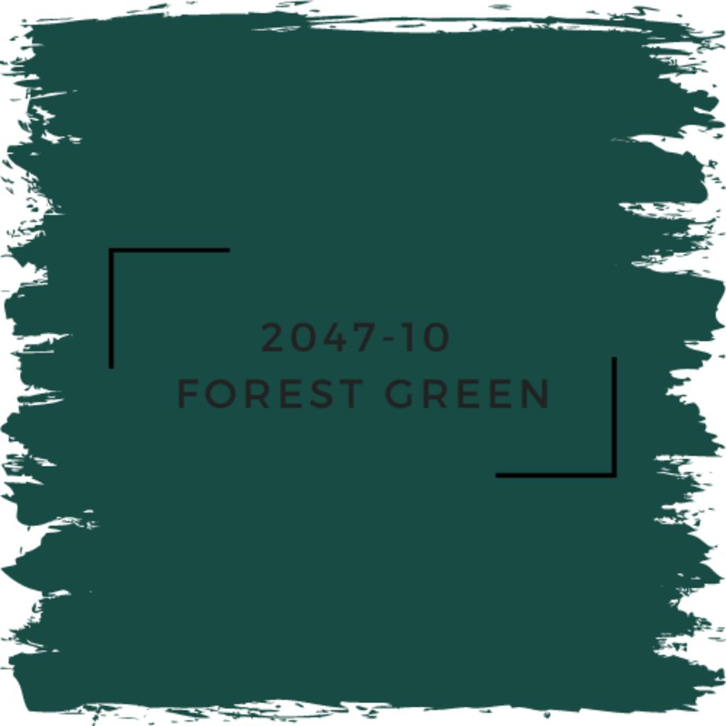 Benjamin Moore 2047-10  Forest Green