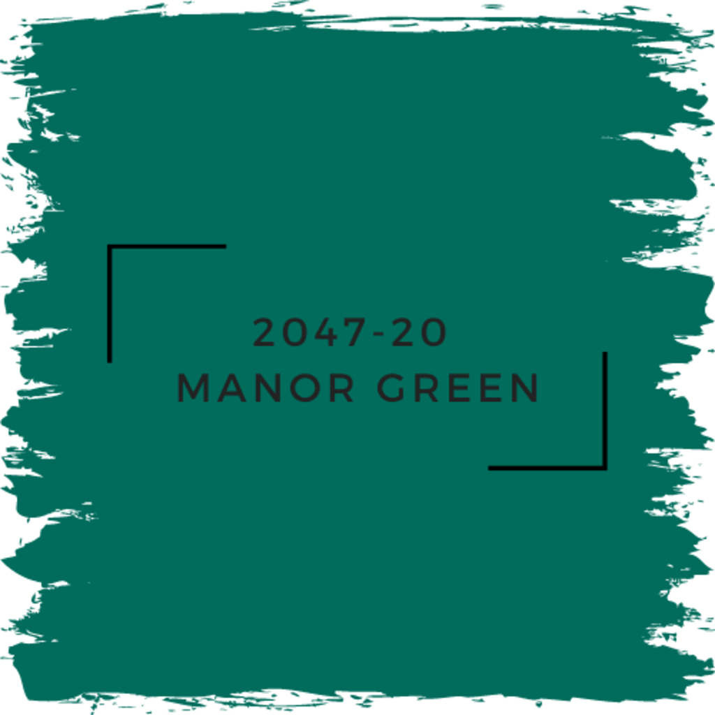 Benjamin Moore 2047-20  Manor Green