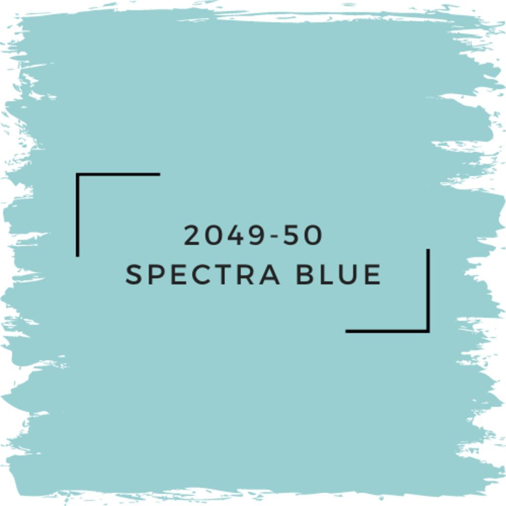 Benjamin Moore 2049-50 Spectra Blue