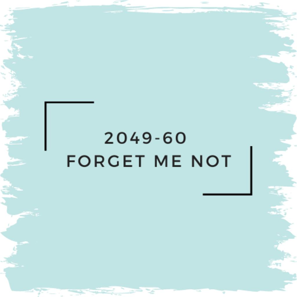 Benjamin Moore 2049-60  Forget Me Not