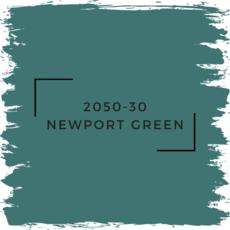 Benjamin Moore 2050-30 Newport Green