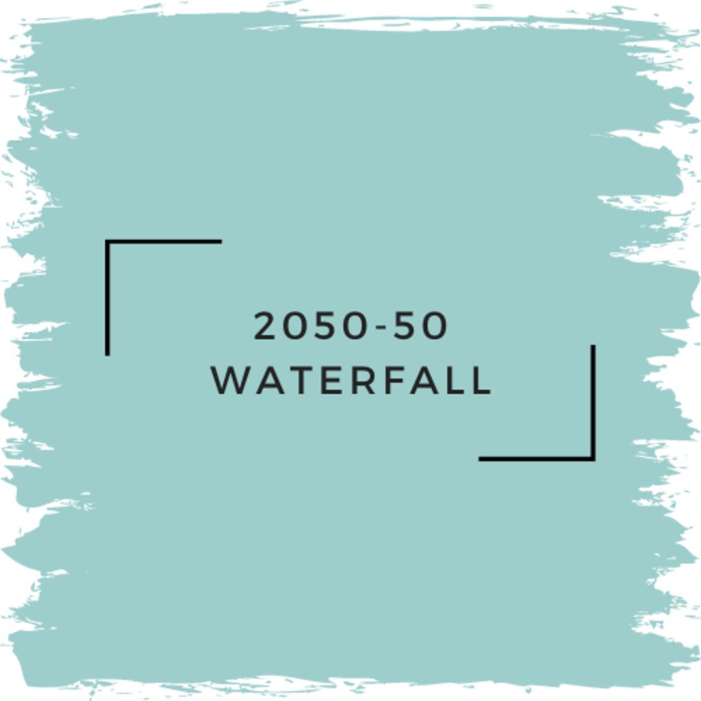 Benjamin Moore 2050-50 Waterfall