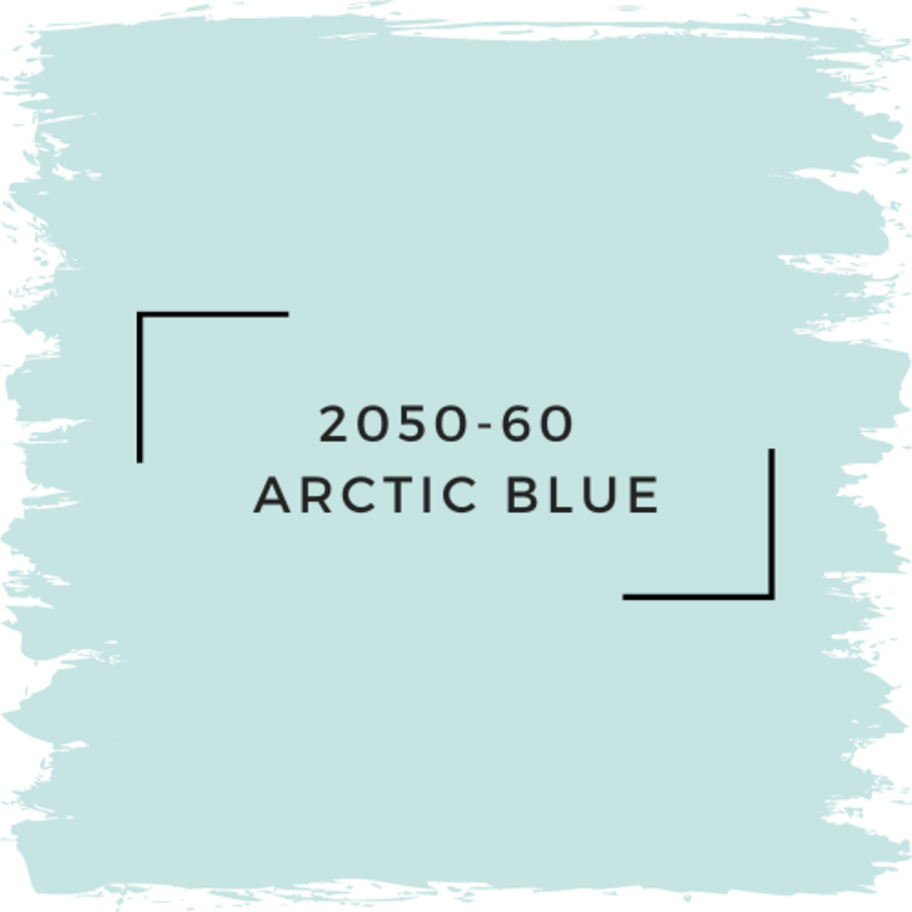 Benjamin Moore 2050-60  Arctic Blue