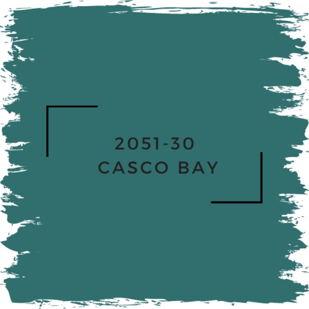 Benjamin Moore 2051-30  Casco Bay