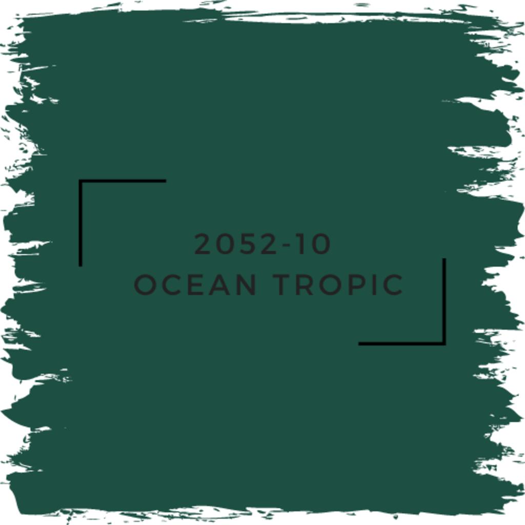 Benjamin Moore 2052-10  Ocean Tropic