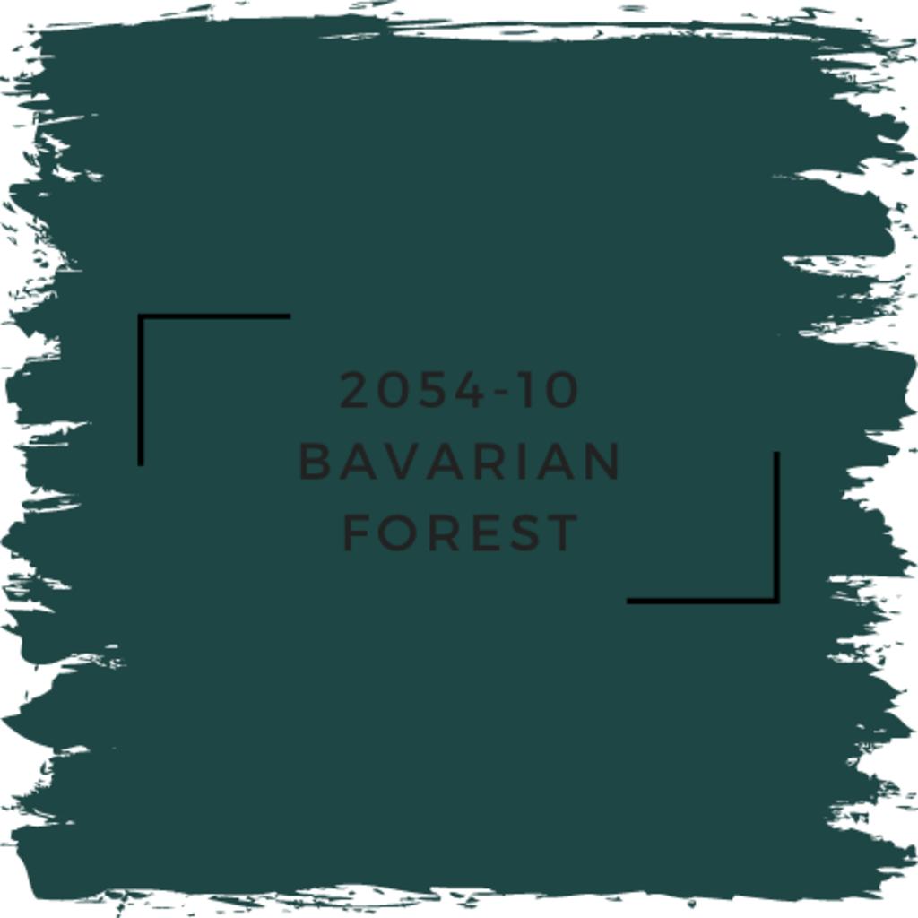 Benjamin Moore 2054-10 Bavarian Forest