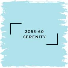Benjamin Moore 2055-60 Serenity