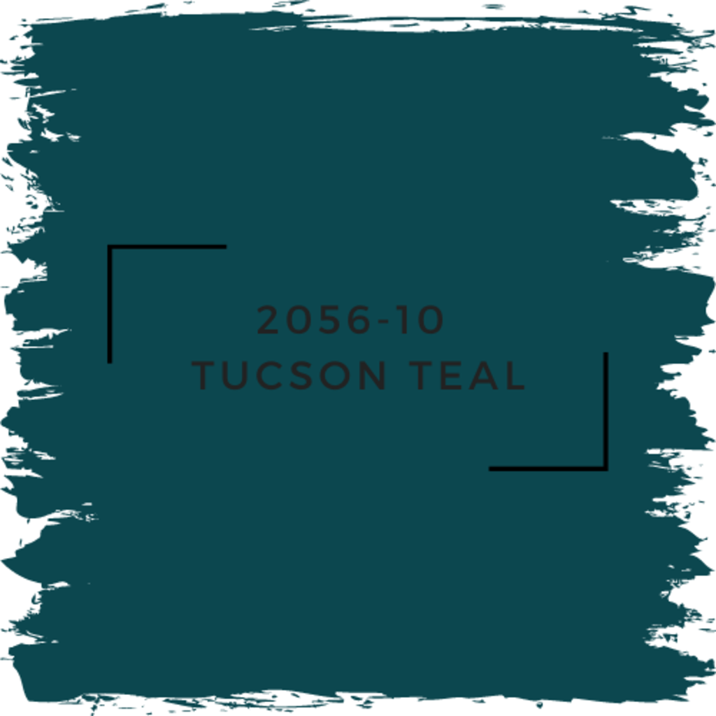 Benjamin Moore 2056-10  Tucson Teal
