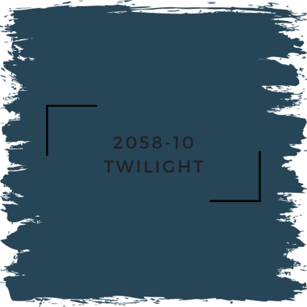 Benjamin Moore 2058-10 Twilight