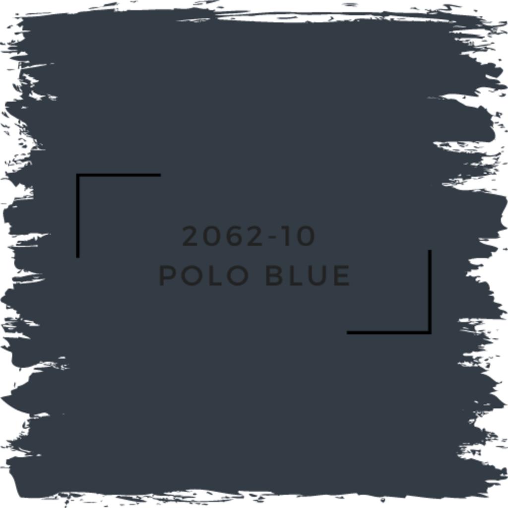 Benjamin Moore 2062-10  Polo Blue